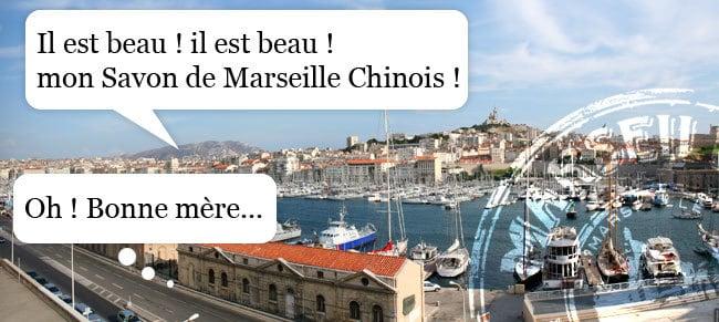 Le savon de Marseille fabriqué en Chine, comment est-ce possible ?