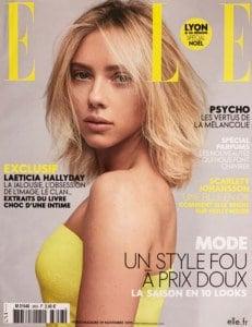 shampoing solide de Gaiia dans Elle magazine