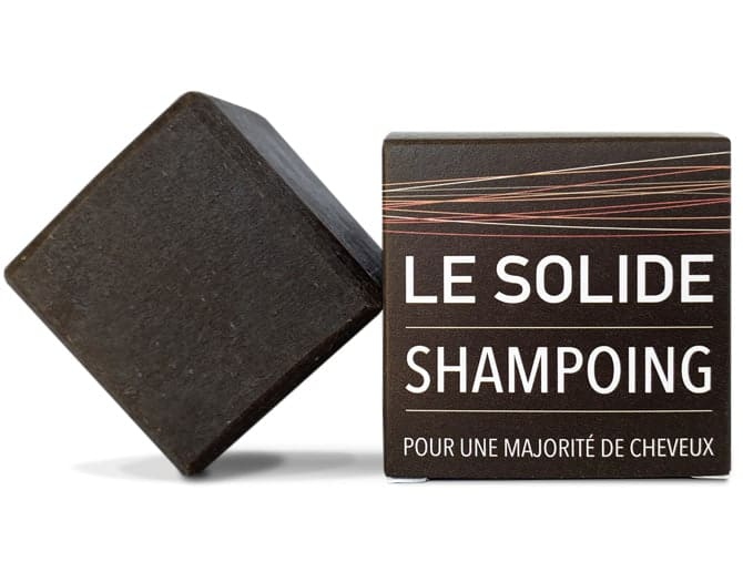 Notre shampoing solide bio naturel Gaiia