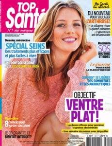 shampoing solide de Gaiia dans Top santé magazine