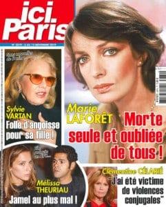 shampoing solide de Gaiia dans Paris Match