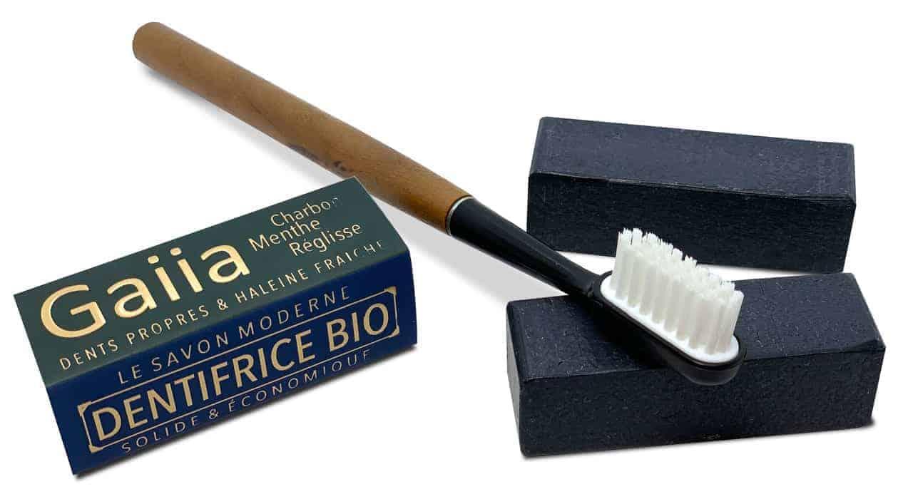 savon dentifrice solide Gaiia